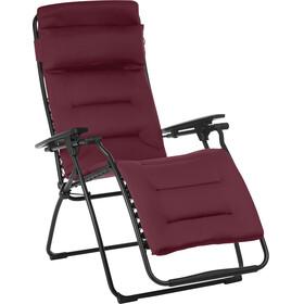 Lafuma Mobilier Futura - Siège camping - Air Comfort rouge/noir